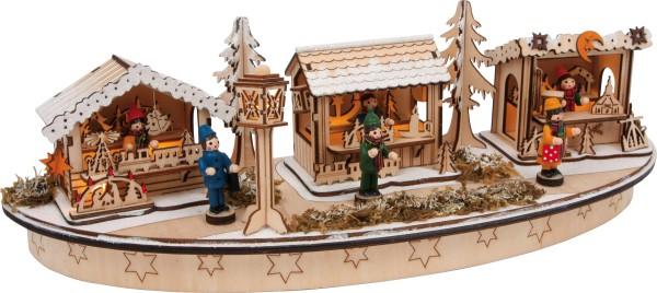Legler, Lampe, Weihnachtsbasar, 4020972068606, 6860