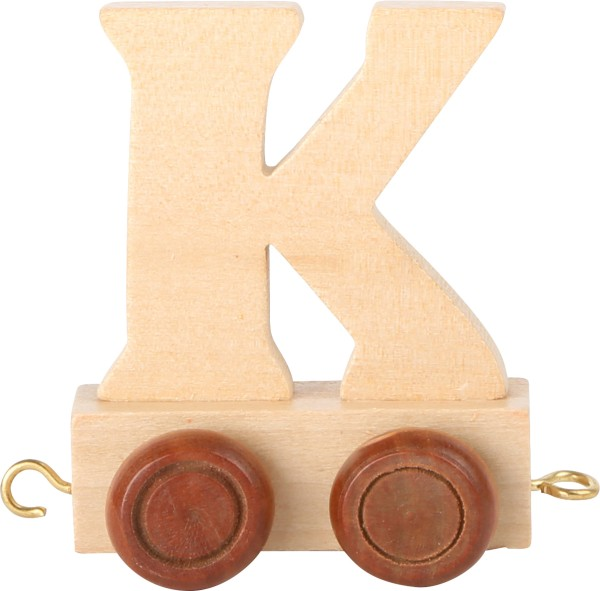 Legler, Buchstabenzug, Holz, K, 4020972074706, 7470