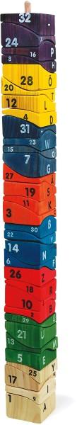 Legler, Mega-Turm, 4020972084088, 8408
