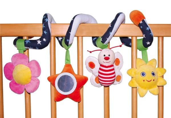 Legler, Babyspielzeug, Greifspirale, 4020972052759, 5275