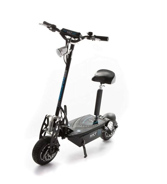 SXT1600 XL (schwarz) - E-Scooter Vorderansicht