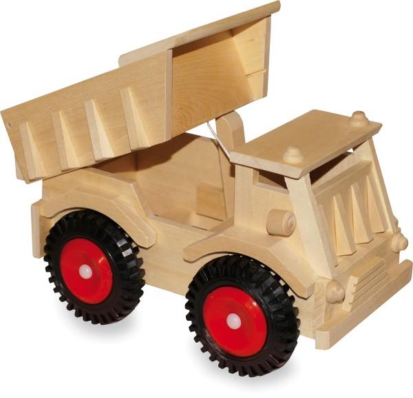 Legler, LKW, mit, Kunststoffrädern, 4020972010872, 1087