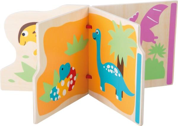 """Legler, Holzbuch, """"Meine, ersten, Dinos"""", 4020972101075, 10107"""