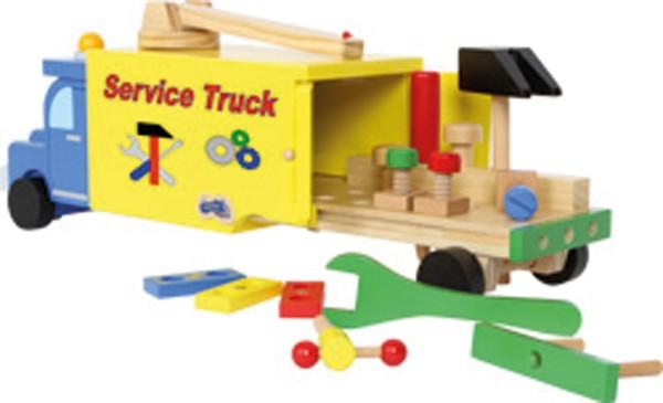 Legler, LKW, Service, Truck, 4020972063564, 6356