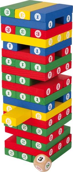 Legler, Zahlenturm, 58, Teile, 4020972052605, 5260