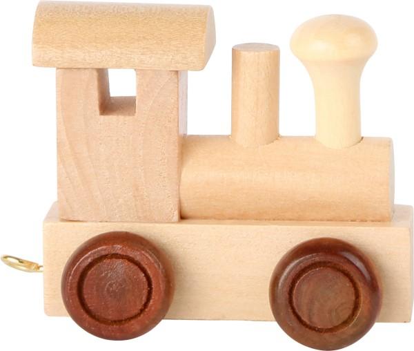 Legler, Buchstabenzug, Lokomotive, 4020972074867, 7486