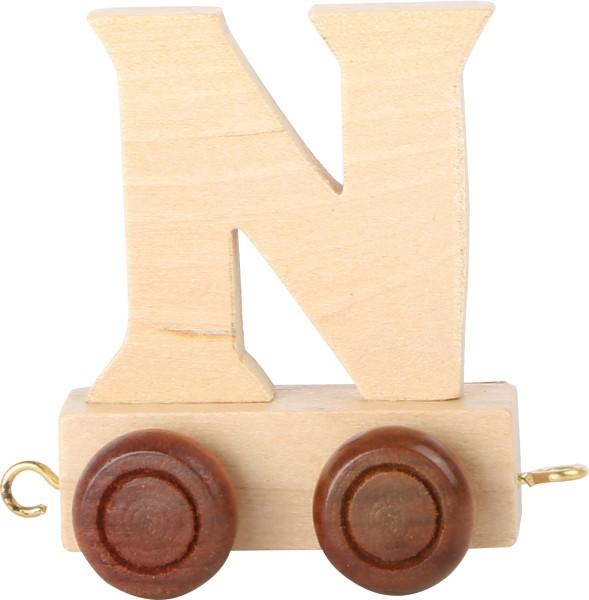 Legler, Buchstabenzug, Holz, N, 4020972074737, 7473