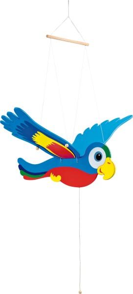 Legler, Schwing-Papagei, bunt, 4020972012166, 1216