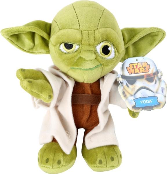 Legler, Star, Wars, Plüsch-Yoda, 8058150656068, 5594