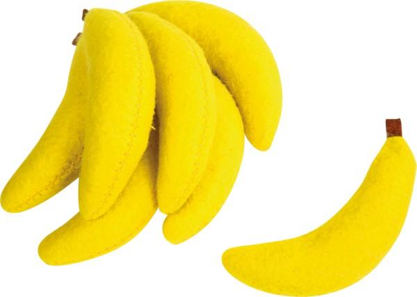 Legler, Filz-Bananen, 7er, Set, 4020972044198, 4419