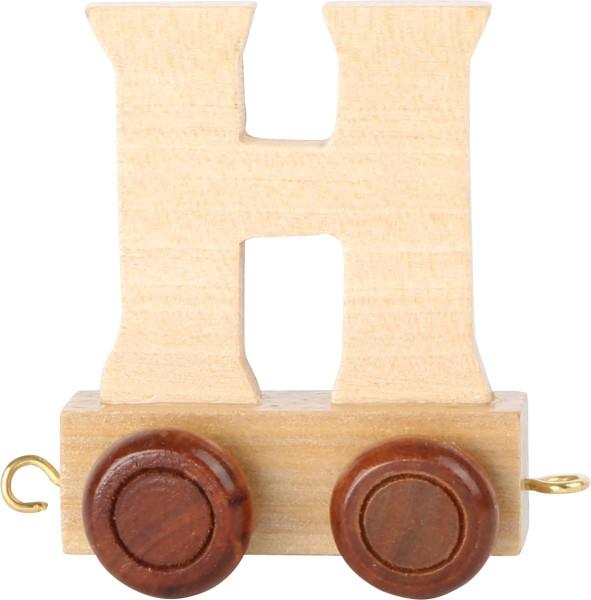 Legler, Buchstabenzug, Holz, H, 4020972074676, 7467