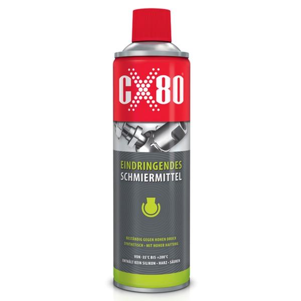 Eindringendes Schmiermittel - 500ml - CX80