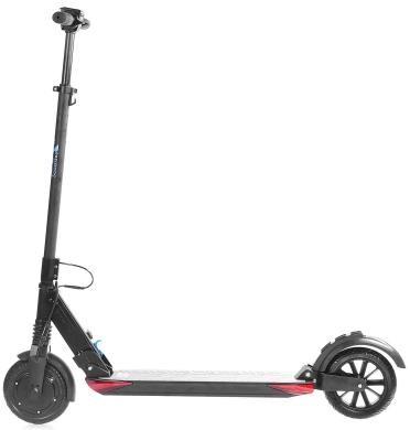 SXT Light GT (schwarz) - E-Scooter Seitenansicht