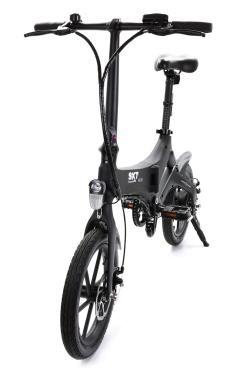 SXT Velox (schwarz) - E-Scooter Vorderansicht