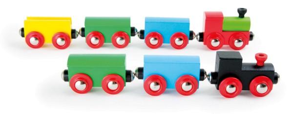Legler, Eisenbahnset, Berufsverkehr, 140, Teile, 4020972100870, 10087