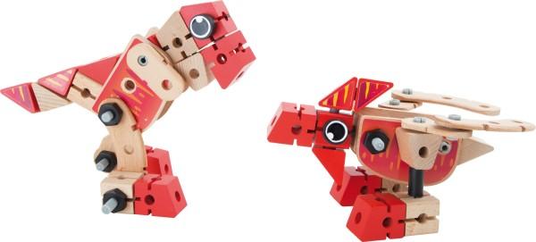 Legler, Konstruktionsset, Dino, 2, in, 14020972078063, 7806