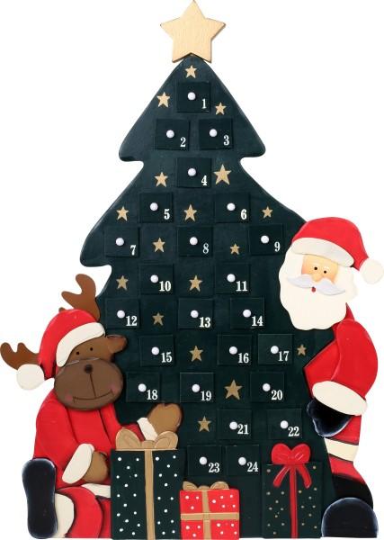 """Legler, Adventskalender, """"Weihnachtszeit"""", 4020972076991, 7699"""