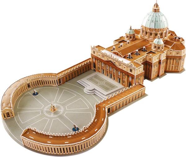 Legler, 3D, Puzzle, St., Petersdom, 144, Teile, 4020972089205, 8920