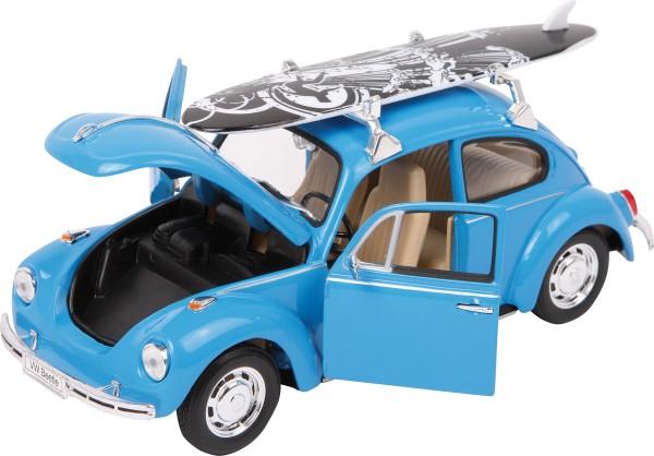 """Legler, Modellauto, , """"VW, Beetle, +, Surfbrett"""", 4020972093189, 9318"""