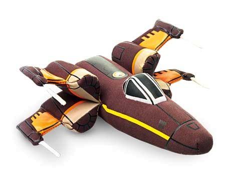 Legler, Star, Wars, Plüsch, Flugzeug, X-Wing, Fighter, 40209720100535, 10053