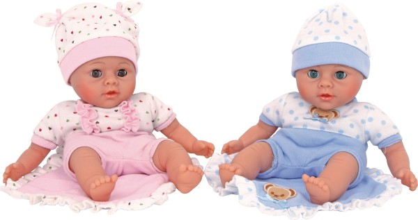 "Legler, Puppen, ""Christian"", und, ""Carla"", 2er, Set, 4020972026071, 2607"