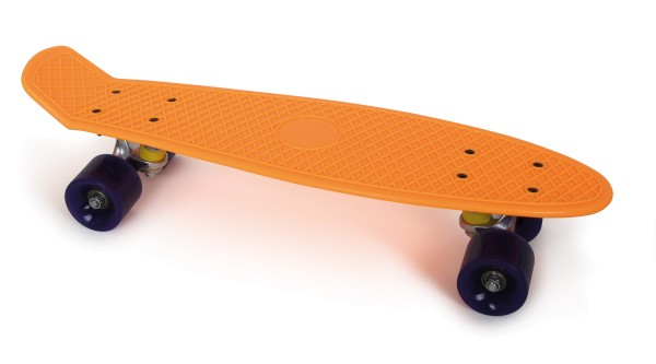 Legler, Skateboard, neonorange4020972067852, 6785