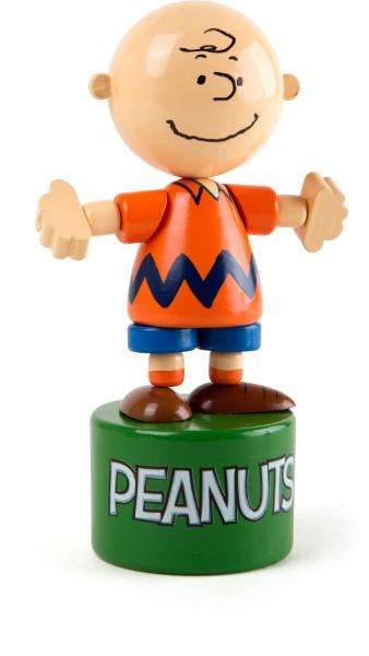 Legler, Peanuts, Drückfigur, Charlie, Brown4020972057280, 5728