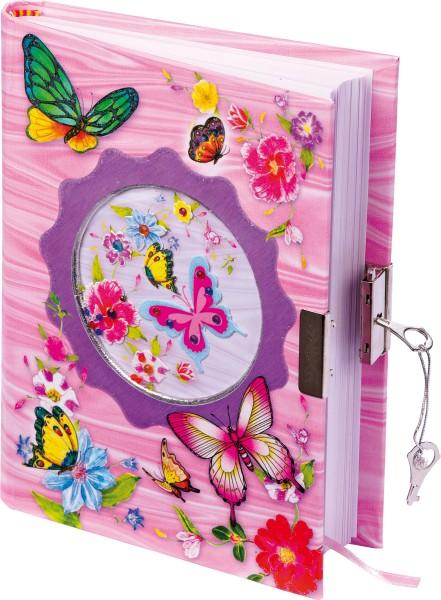 Legler, Tagebuch, Schmetterlinge, 4012825863421, 8072