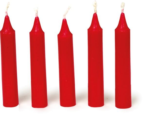 Legler, Kerzen, rot, 36er, Set, 4020972019745, 1974