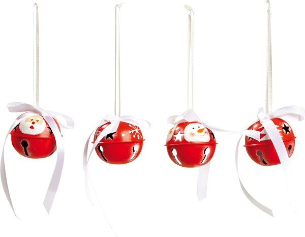 Legler, Weihnachtskugeln, 8er, Set, 4020972051707, 5170