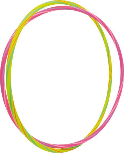 """Legler, Hula, Hula, Reifen, """"Neon"""", 2er, Set, 4020972068545, 6854"""