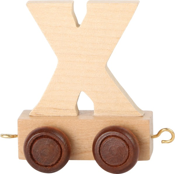 Legler, Buchstabenzug, Holz, X, 4020972074836, 7483