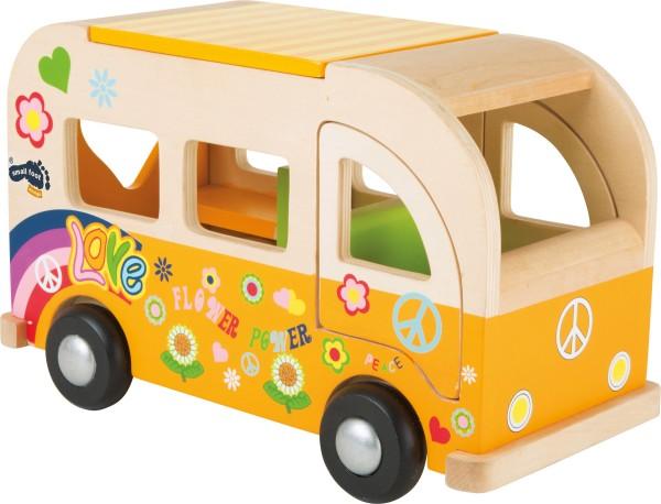 Legler, Spielbus, Hippie, aus, Holz4020972027443, 2744