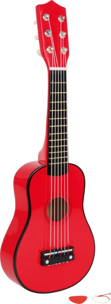 Legler, Gitarre, rot, 4020972033062, 3306