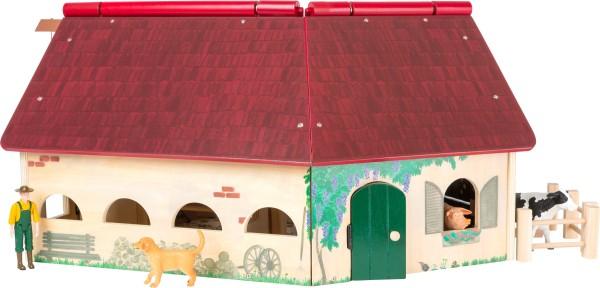 Legler, Woodfriends, Bauernhof, 4020972110053, 11005