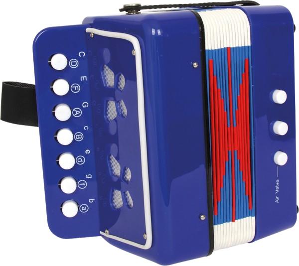 Legler, Akkordeon, blau, 4020972033185, 3318