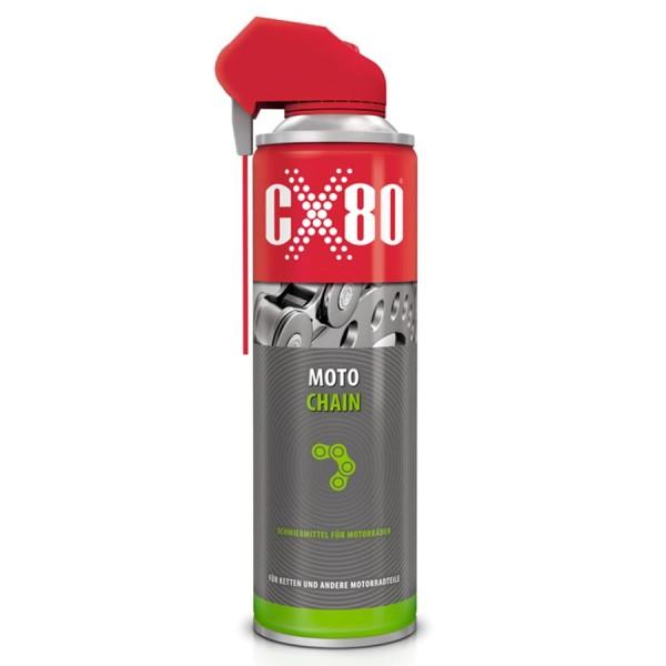 500ml Moto Chain Kettenspray von CX80 - Schmiermittel