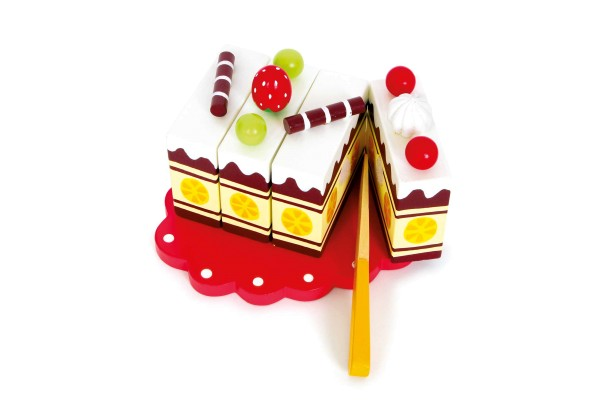 Legler, Geburtstagstorte, 14, Teile, 4020972058096, 5809