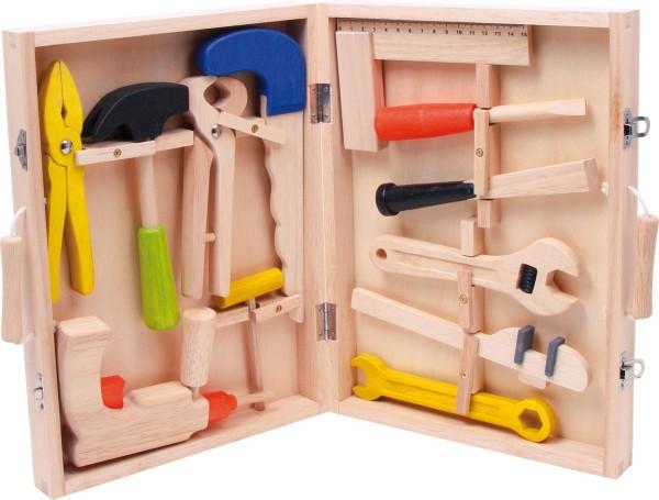 Legler, Kinder-Werkzeugkoffer, 13, Teile, 4020972020796, 2079