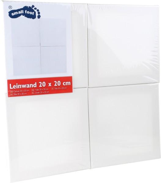 Legler, Leinwand, 20, x, 20, 4er, Set, 4020972080622, 8062
