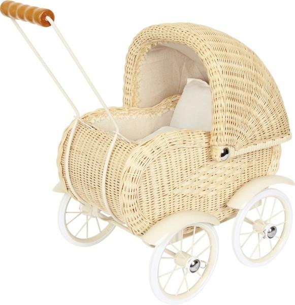 Legler, Puppenwagen, Vintage, beige, 4020972087508, 8750