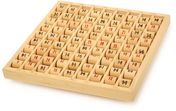 Legler, Multiplizier-Tabelle, 4020972073921, 7392