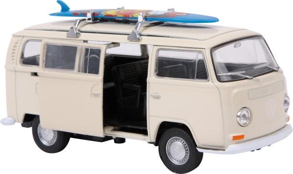 "Legler, Modellauto, , ""VW, Bus, T2, +, Surfbrett"", 4020972093240, 9324"