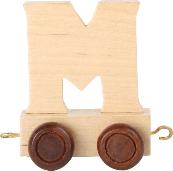 Legler, Buchstabenzug, Holz, M, 4020972074720, 7472