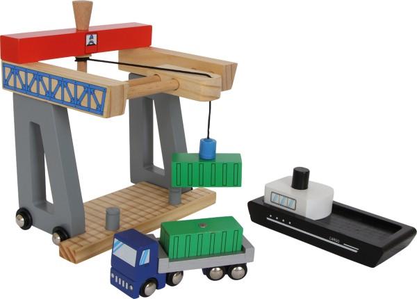 Legler, Container, Terminal, , 6, Teile4020972085511, 8551