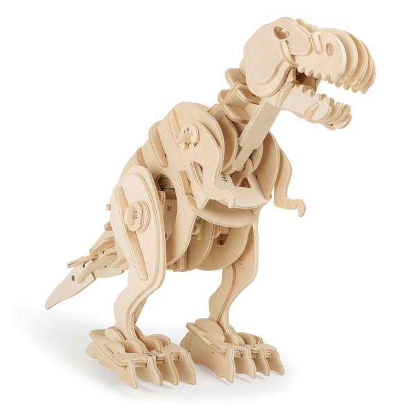 Legler, Holzbausatz, Dino, Roboter, T-Rex, mit, Fernsteuerung, 4020972069450, 6945