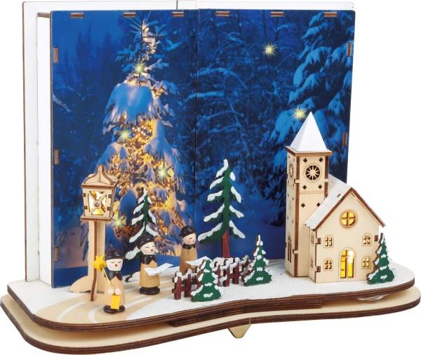 Legler, Deko-Lampe, Weihnachtsgeschichte, 4020972012913, 1291