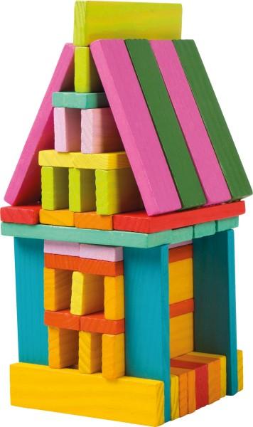 Legler, Holzbausteine, Konstruktion, 75, Teile, 4020972032195, 3219