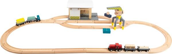 Legler, Güterbahnhof, mit, Zubehör, 4020972113771, 11377