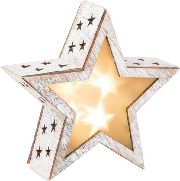 Legler, Leuchtstern, Shabby, chic, klein, 4020972023872, 2387